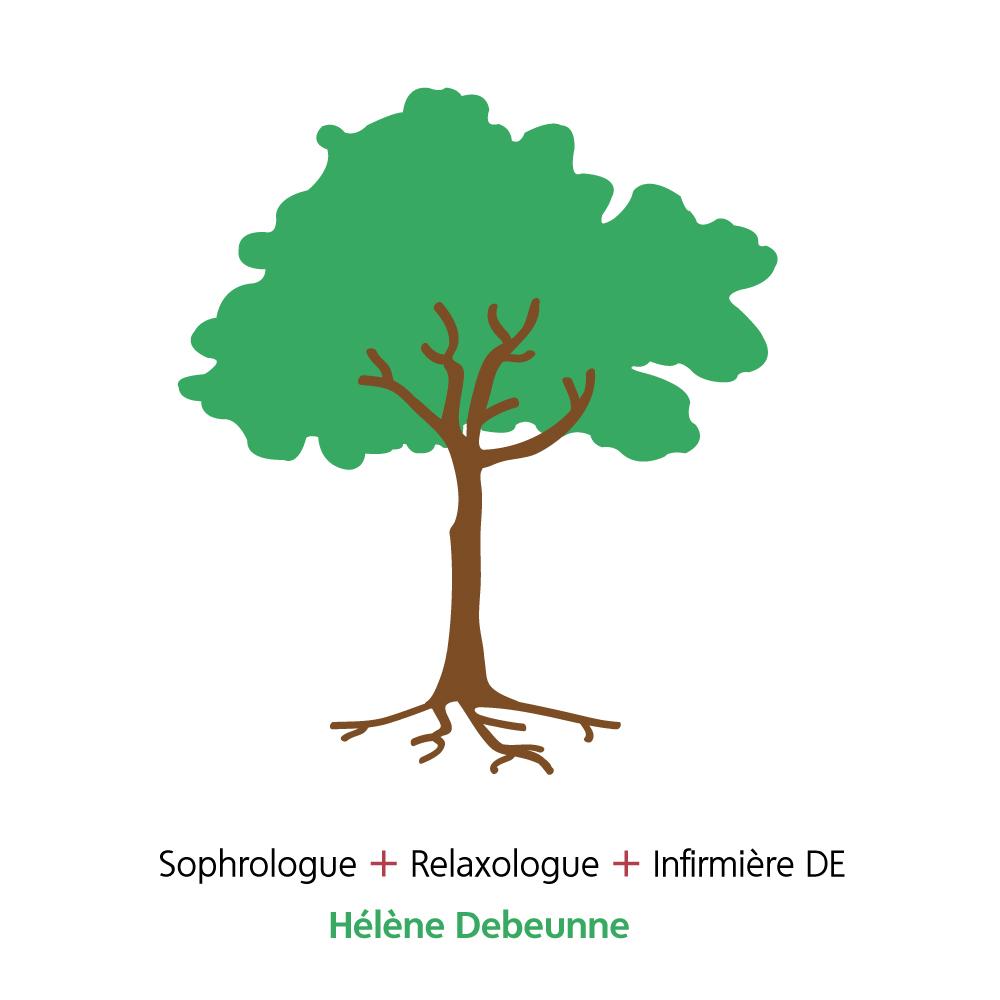 Hélène Debeunne logo v1