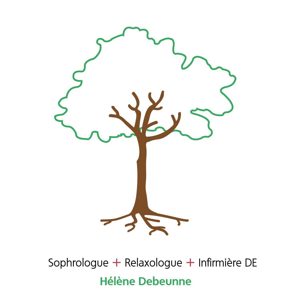 Hélène Debeunne logo v2