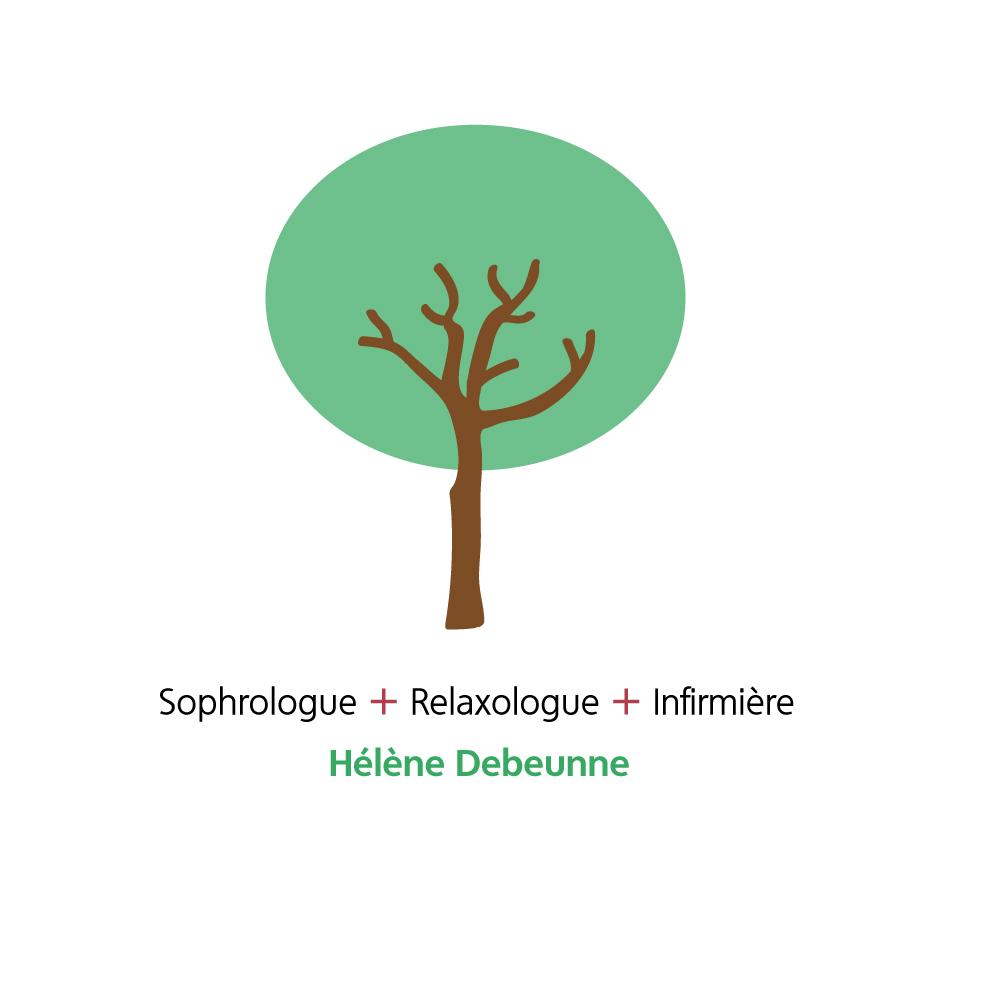 Hélène Debeunne logo v4